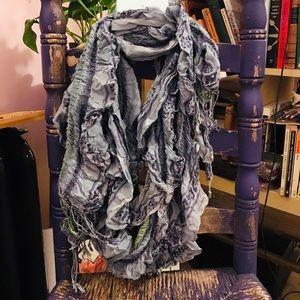 ECO Artisanal light weight scarf